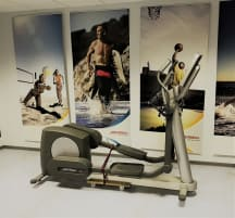 Life Fitness Cardio Package 3x Crosstrainer 3x Bicycle ----- also available for single sale