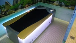 MEDI STREAM SPA corn yellow display unit
