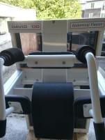 4 wenig  gebrauchte David Fitness Geräte