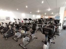 Fitnessstudio-Verkauf