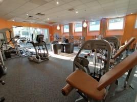 Ausstattung/Einrichtung Fitnessstudio
