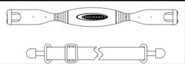 Gebrauchter (wie neu) Body-Solid Endurance E400 Ellipsentrainer