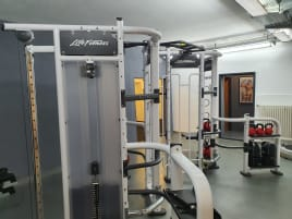 Life Fitness Functional Tower, Crossfitness, TRX, Bodyweight