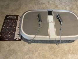 Vibrationsplatte gebraucht in Top Zustand