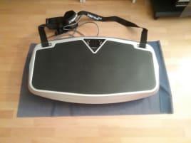 Vibrationsplatte Thermofit