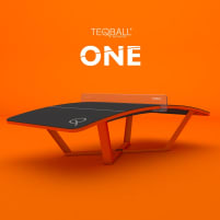 Table Game Teqball ONE