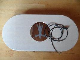 Schumann 3D Therapie Vibrationsplatte