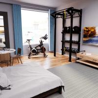 Schwinn Indoor Bikes AC™  + SC Power Bike