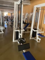Complete equipment for gym - Bodybuilding - Gym 80 - Weight station