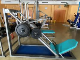Komplette Einrichtung für Fitness-Studio - Bodybuilding - wie Gym 80 Nachbau, 34 Geräte