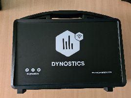 Dynostics Analysegerät