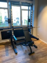 Multi-Rack Technogym