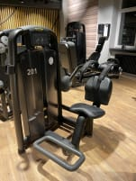 Abdominal Crunch Technogym