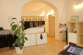 Privates geführtes EMS-Studio in Berlin Wilmersdorf/Schöneberg (seit 2006) zu verkaufen