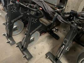 gebrauchtes Indoor Bike der Marke Star Trac