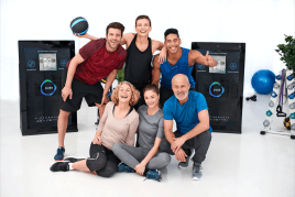 From the home office back to the office: Make your team better, stronger, more efficient - with our Pixformance company fitness solutions