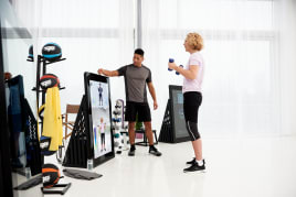 Digital Functional Training with Virtual Personal Trainer: Start Training Safely and Effectively after Lockdown!