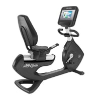 6 x Life Fitness 95R Discover Si Recumbent Bike- Refurbished - AS NEW!