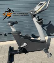 Intenza Ergometer Sitzergometer 550UBi Upright Bike besser oder vergleichbar mit Technogym oder Life Fitness