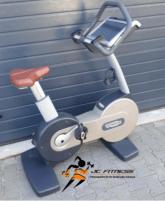 Technogym new bike 700 Visioweb Ergometer Seated Upright Bike