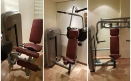 Technogym equipment park (3 machines)