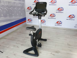 6 x Life Fitness 95C Discover SE Upright Bike- Clean&Working