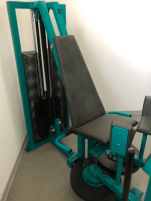 Ab- and adductor machine