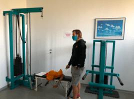 Latzugmaschine/Rudergerät