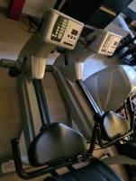 Milon Recumbent Bike
