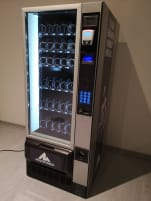 Snack machine MELODIA Necta with Gantner Vending