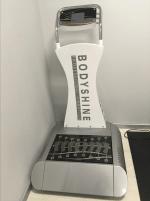 Vibrationsplatte von Samar 1x Schwarz 1x Weiß