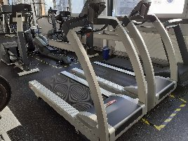 Laufband SciFit Treadmiil AC5000