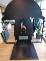 2 neuwertige Fle-xx Geräte für Beweglichkeits-(Rücken-)zirkel - Hase und Pilz