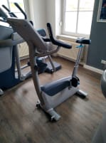 PRECOR Ergometer UBK 835 Upright, no cap