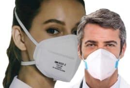 Professionelle FFP2 Masken der höchsten Qualität