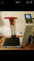 SinfoMed Power Platte Vibrationsplatte /Vibrationstraining Top Zustand
