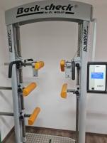 Dr. Wolf Testcenter: back-check, balance-check, cardio-check