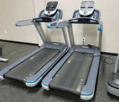 Precor TRM 835 P30 V2 Blue Treadmill from Noble Gym