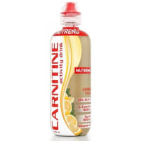 Carnitin Drink + Koffein, 8 Flaschen á 500 ml