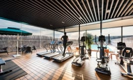 Crosser, treadmill and bikes - new equipment with warranty
