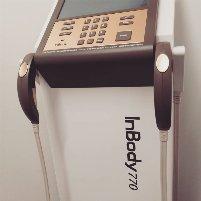 InBody 770 body composition and body water analyzer