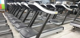 Technogym Excite 1000 series with Unity 3.0 console - 6 months warranty - TOP condition from 2600€ net !!!!