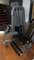 Precor  Kraft Geräte - Icarian, C-Curve & Life Fitness Circuit