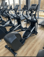 Intenza 550 ET Series Crosstrainer better than or comparable to Technogym or Life Fitness