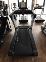 Intenza 550 Ti Series treadmill better than or comparable to Technogym or Life Fitness