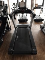 Intenza 550 Ti Serie Laufband besser oder vergleichbar mit Technogym oder Life Fitness