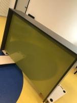 Tresen / Anmeldung zu verkaufen, Farbe Lime/Grau Hochglanz, Top!