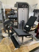 Hammer Strength Leg Extension und Leg Curl (NEU)