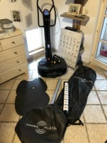 Power Plate My 5 good condition vibration plate Powerplate My5