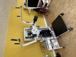 Gym80 multi hip machine